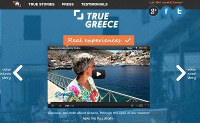 true greece portal
