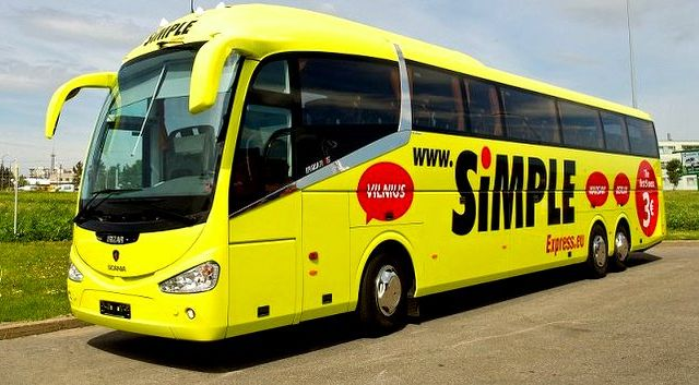 autobus simple express
