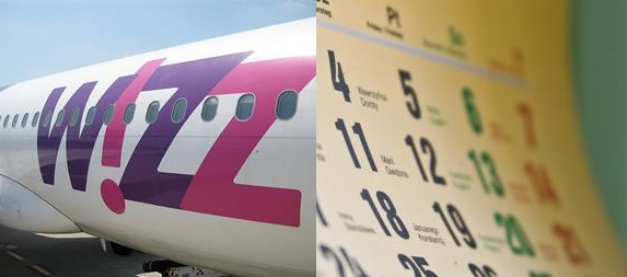 weekendowe wyloty wizzair