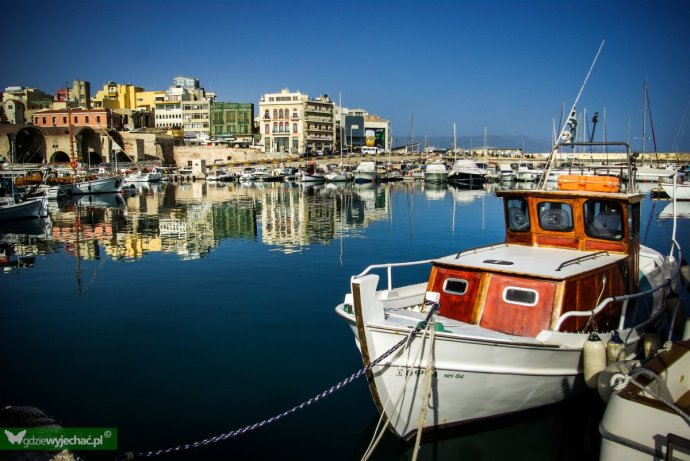 heraklion port
