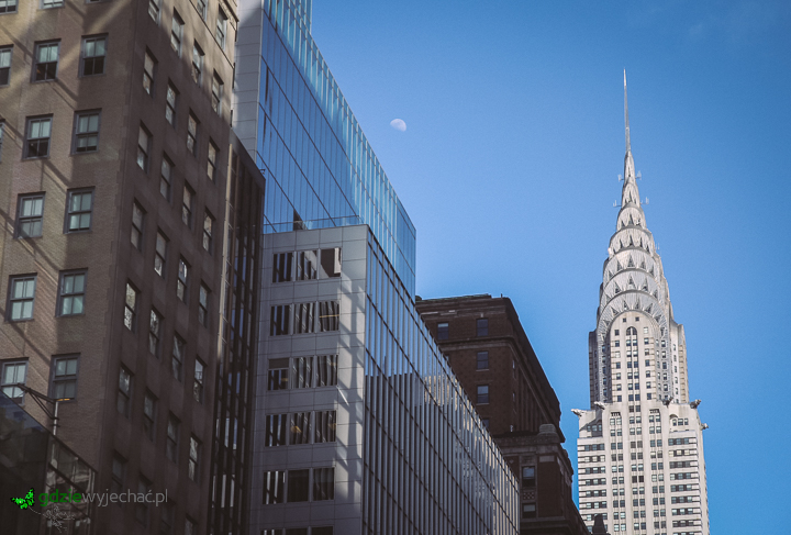 chrysler building nowy jork