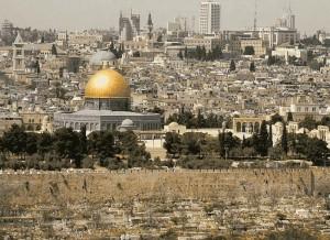 Jerozolima panorama