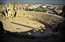 Wycieczki fakultatywne w Tunezji: Amfiteatr w El Dżem (El Jem) | Opinie | Ceny