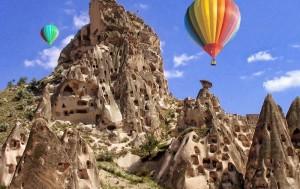 kapadocja balony