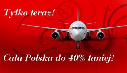 promocja lot