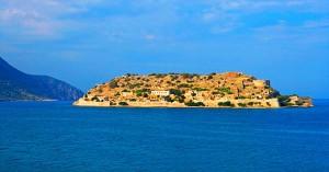 Spinalonga Wyspa Trędowatych