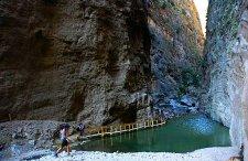 Wycieczki fakultatywne na Krecie: Wąwóz Samaria | Opinie | Mapa | Ceny