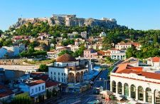 Saloniki i Ateny z Ryanair. Ceny od 258 zł
