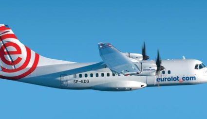 nowy samolot eurolot