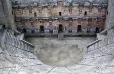 Wycieczki fakultatywne w Turcji: Side Perge, Aspendos, Wodospady Kursunlu | Opinie | Ceny