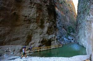 Wąwóz Samaria Kreta