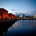 Liverpool nocą