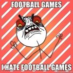 nienawidze piłki noznej