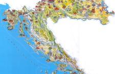 Co można zobaczyć w 2 tygodnie w Chorwacji? Nasze propozycje + mapa turystyczna