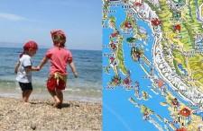 TOP 5 najlepszych miejsc w Chorwacji dla dzieci