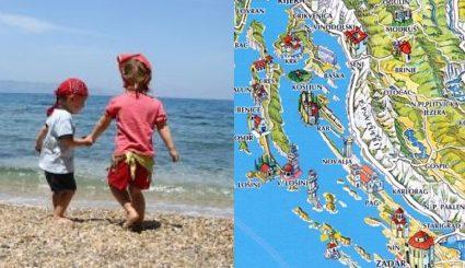 Chorwacja z dzieckiem