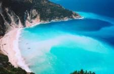 Zakynthos, wycieczki fakultatywne: Rejs na Kefalonię, przepiękna plaża Myrtos, podziemne jeziorko