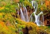 Plitwickie jeziora jesień