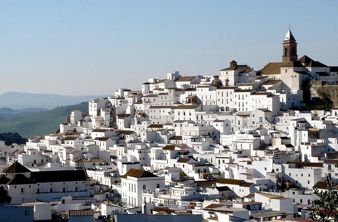 andaluzja białe miasta