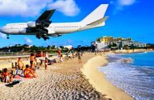 Lądujesz, wychodzisz z lotniska, idziesz na plażę! Lista najlepiej położonych portów lotniczych Europy