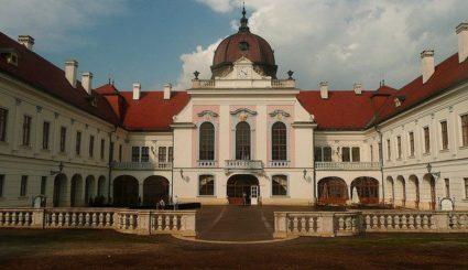 pałac w godollo