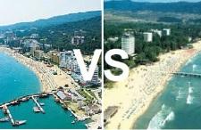 Kierunek bułgarskie plaże. Ale co wybrać, Słoneczny Brzeg czy Złote Piaski?