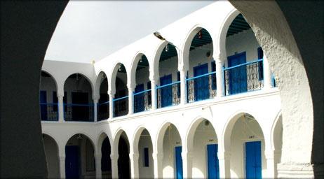 dżerba tunezja