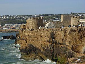 forteca w safi maroko