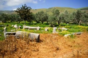 gortyna gortis kreta ruiny