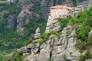 klasztory Meteora