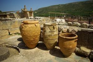 knossos ruiny kreta
