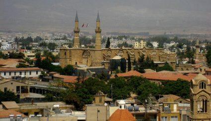 nikozja meczet