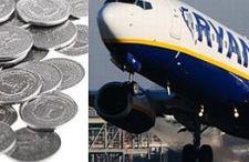 Powróciły! Znów są bilety za 1zł, 9zł i 19zł od Ryanaira. Zobacz dokąd…