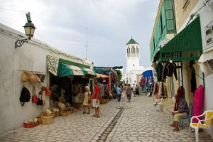 tunezja mahdia medina