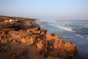 wybrzeże tamri maroko