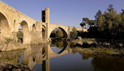BEsalu most rzymski