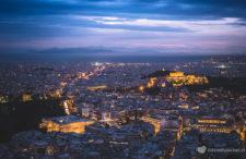 Zwiedzanie Aten w 2-3 dni. Jak pachnie, jak smakuje i jak wygląda pod Akropolem?