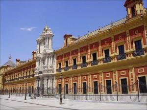 Palacio de San Telmo sewilla