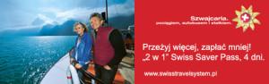 SwissTravelSystem, 2 w cenie 1