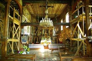 cerkiew michala aniola binarowa