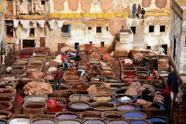 f8eb02baf023f Fez - cesarska perła Maroko. Największe zabytki