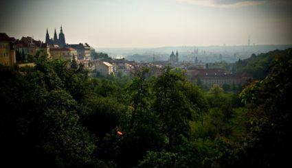 paraga panorama miasta