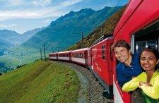 Promocja Swiss Travel System! Zwiedź Szwajcarię z bliską osobą za pół ceny!