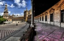 Z cyklu darmowe atrakcje: Stare mapy i flamenco. TOP10 darmowych atrakcji i ciekawych miejsc w Sewilli