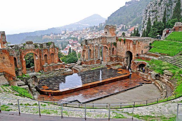 taormina teatr