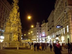Kolumna Morowa Wiedeń