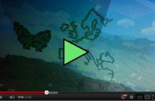 Mamy bzika na punkcie map i pikseli i ewentualnie Minecrafta. Nie chcecie wiedzieć co z tego wyszło! [vLOG]