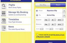 Ryanair prezentuje swoją aplikację na Iphone/Ipad. Nie, nie będzie Captchy w smartfonie :)