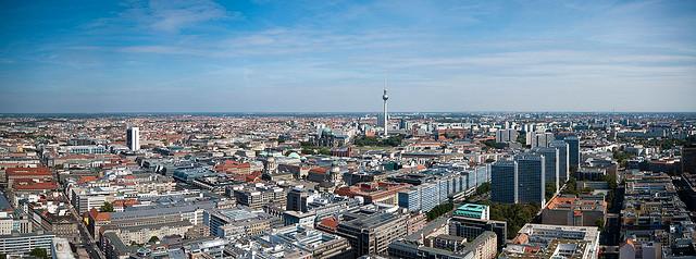 berlin, panorama