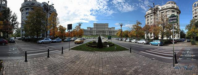 bukareszt, panorama